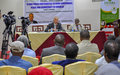 UN envoy highlights importance of Somali media's rights as well as responsibilities