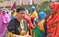On visit to Somalia, UN Women chief hails political empowerment of women in South West State