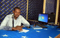 Overcoming financial hardship and bullet wounds to report the news – a Somali journalist's story