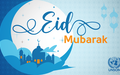 Head of UN in Somalia on the occasion of Eid-al-Fitr