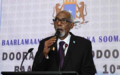 Incumbent Speaker of Somalia's House of the People re-elected