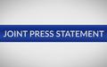 Joint Statement on Djibouti Talks