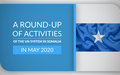 A Round-up of Activities of the UN System In Somalia In May 2020