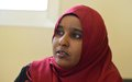 Youth leader who believes in the future of Somalia