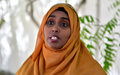 Young Somali woman seeks a greater role for youth in peacebuilding