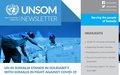 UNSOM Quarterly Newsletter, Issue 14