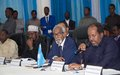 Somali political leaders meet to review progress on upcoming electoral process