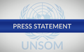 UN Envoy Urges Respect for Freedom of the Press in Somalia