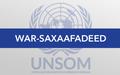 ERGEYGA GAARKA AH EE QM JAMES SWAN OO BOOQDAY SOMALILAND