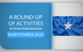 A Round-up of Activities of the UN System in Somalia in September 2020