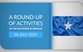 A Round-up of Activities of the UN System in Somalia in July 2020