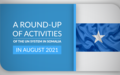 A round-up of activities of the UN system in Somalia in August 2021