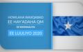 Howlaha waxqabad ee hay-adaha QM ee Soomaaliya ee Luuliyo 2020