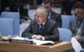 SRSG Michael Keating briefs the Security Council on Somalia