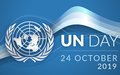 UN Secretary-General's Message on United Nations Day