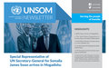 UNSOM Quarterly Newsletter, Issue 11