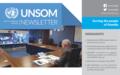 UNSOM Quarterly Newsletter, Issue 19, June 2021