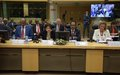 Gathering of Somali and international community representatives ends in Brussels with renewed commitments for support
