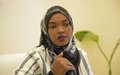 Young Samira Hussein Duale championing the rights of Somali women