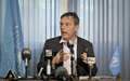 Summary of Press Conference by UN Humanitarian Coordinator Philippe Lazzariniin Mogadishu